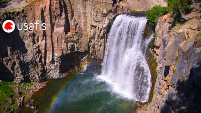 USAFIS: Rainbow Waterfall